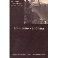 Ludendorff, Mathilde: Mein Leben Band III - Erkenntnis - Erlösung - gebraucht