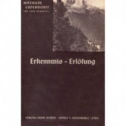 Ludendorff, Mathilde: Mein Leben Band III - Erkenntnis - Erlösung