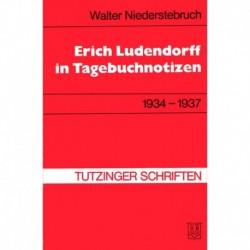 Niederstebruch, Walter: Erich Ludendorff in Tagebuchnotizen