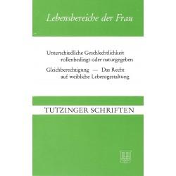 Knuth, Hagner-Freymark: Lebensbereiche der Frau