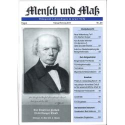 Mensch und Maß, 2/2018 Druckausgabe