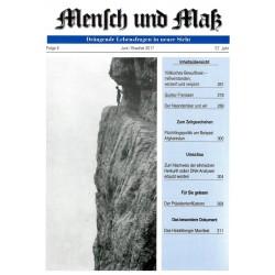 Mensch und Maß, 6/2017