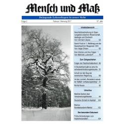 Mensch und Maß, 2/2017 digital