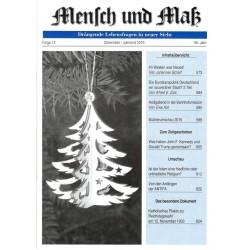 Mensch und Maß, 12/2016 digital
