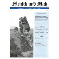 Mensch und Maß, 6/2016