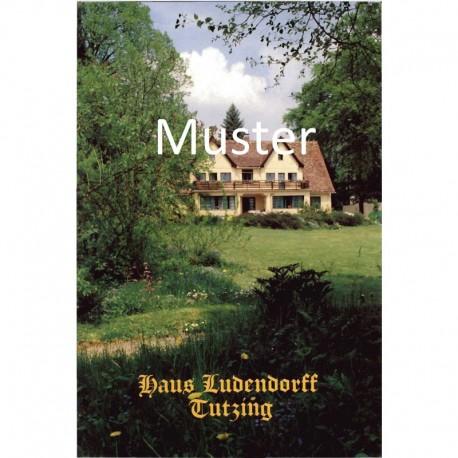 Haus Ludendorff, Faltblatt
