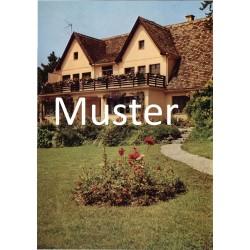 Postkarten Haus Ludendorff