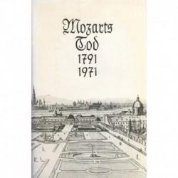 Dalchow, Duda, Kerner: Mozarts Tod 1791-1971 - Zur 180. Wiederkehr seines gewaltsamen Todes am 5. Dezember 1971