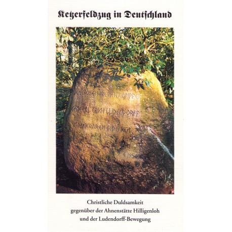 Duda, Gunther: Ketzerfeldzug in Deutschland