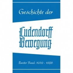 Kopp, Hans: Geschichte der Ludendorff-Bewegung - Band II - 1939-1976