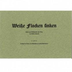 Limpach, Erich: Weiße Flocken sinken