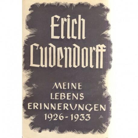 Ludendorff, Erich: Meine Lebenserinnerungen Band II