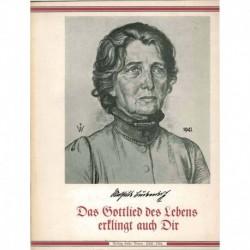 Ludendorff, Mathilde: Das Gottlied des Lebens erklingt auch Dir