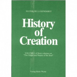 Ludendorff, Mathilde: History of Creation