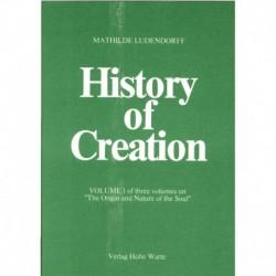 Ludendorff, Mathilde: History of Creation